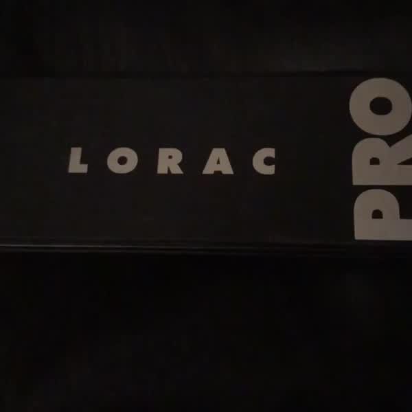 LORAC Pro Palette  uploaded by Sharonda B.