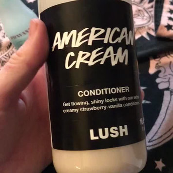 Video of LUSH American Cream Conditioner uploaded by Warren S.