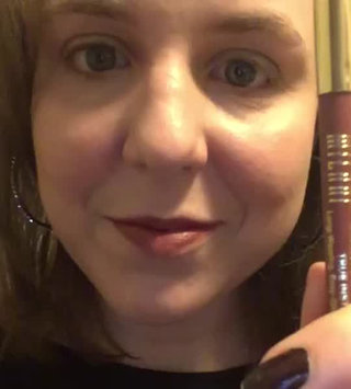 Video of Milani Color Statement Lipliner uploaded by Kristin A.