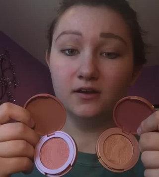 Video of tarte™ Amazonian Clay 12-Hour Blush uploaded by Amanda W.