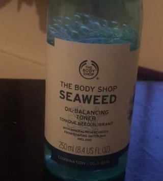 Video of The Body Shop Seaweed Oil-Balancing Toner uploaded by Jodie F.