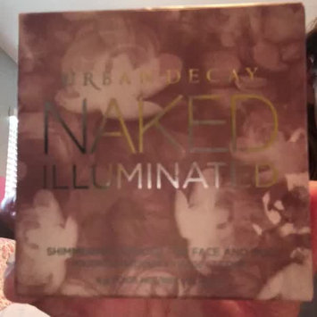 Video of Urban Decay Naked Illuminated Shimmering Powder for Face and Body uploaded by Kendal G.
