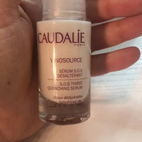 Caudalie S.O.S Thirst Quenching Serum a Moisturizing Bubble uploaded by Nickie S.