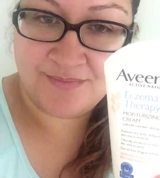 Aveeno Active Naturals Eczema Therapy Moisturizing Cream uploaded by Kristen F.