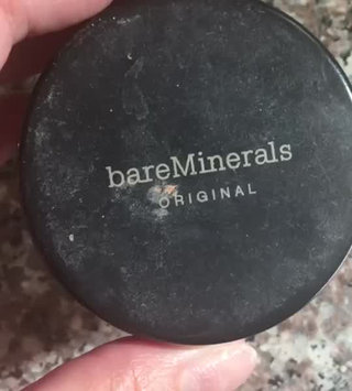 Video of bareMinerals ORIGINAL Foundation Broad Spectrum SPF 15 uploaded by Cindee T.