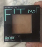 Maybelline Fit Me® Matte + Poreless Powder uploaded by Hope P.