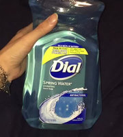 Dial® Antibacterial Spring Water Hand Soap uploaded by Alicia L.