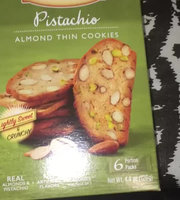 Nonni's THINaddictives Pistachio Almond Thins uploaded by Yousra A.