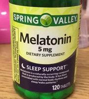 SPRING VALLEY® Melatonin Tablets uploaded by Lisa G.