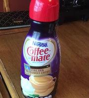 Coffee-mate® Liquid Italian Sweet Creme uploaded by Angela W.
