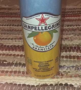 Video of San Pellegrino® Aranciata Sparkling Orange Beverage uploaded by rachel c.