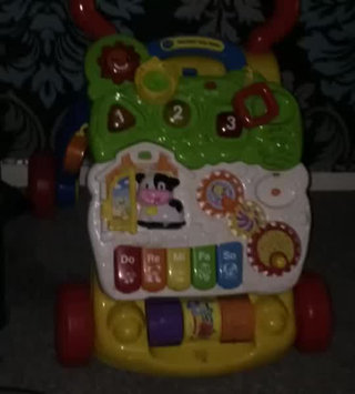 Video of VTech Sit to Stand Learning Walker uploaded by Sinead C.