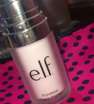 Video of e.l.f. Poreless Face Primer- Small uploaded by Isabel T.