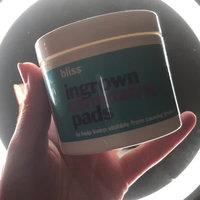 Bliss Ingrown Hair Eliminating Peeling Pads 50pads uploaded by Val L.