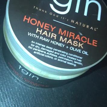 Video of tgin Honey Miracle Hair Mask Deep Conditioner - 12 oz uploaded by kiaaj l.