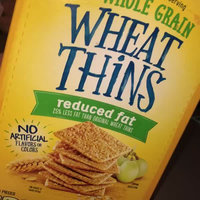 Nabisco Wheat Thins Reduced Fat 100% Whole Grain Crackers uploaded by Kendal G.