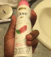 Dove Anti Antiperspirant Go Fresh Pomegranate & lemon Verbena Scent (1 Can) uploaded by Princess I.