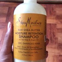 SheaMoisture Raw Shea Butter Moisture Retention Shampoo uploaded by Sharonda B.
