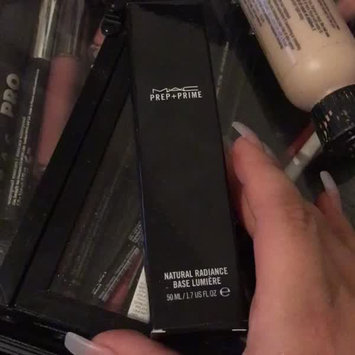 Video of MAC Cosmetics Prep + Prime Natural Radiance uploaded by Aurora W.