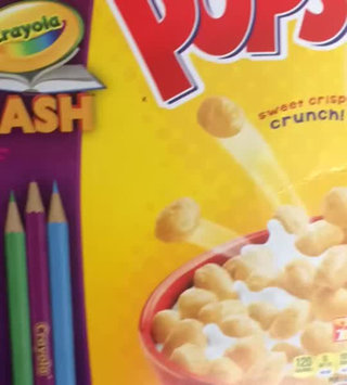 Video of Kellogg's Corn Pops Cereal uploaded by Tara H.