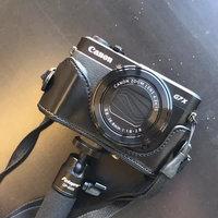 Canon G7X Mark II PowerShot 20.1MP BLACK Digital Camera with 32GB Accessory Kit Black uploaded by Steven S.