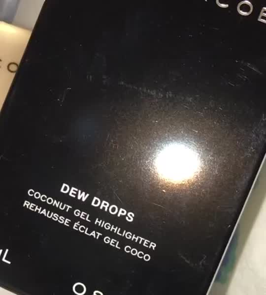 Marc Jacobs Beauty Dew Drops Coconut Gel Highlighter uploaded by Katie W.