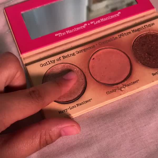 the Balm - the Manizer Sisters Luminizers Palette uploaded by yasmine g.