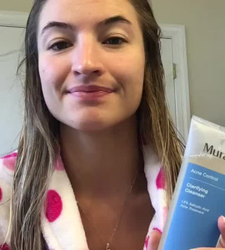 Video of Murad Clarifying Cleanser uploaded by Alysia P.