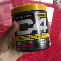 Cellucor C4 Sport Watermelon Pre-Workout Powder - 30 Servings uploaded by Ericka B.