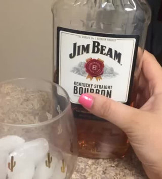 Video of Jim Beam Bourbon Whiskey uploaded by Dani C.
