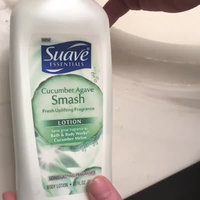 Suave® Cucumber Agave Smash Body Lotion uploaded by Kelsey G.