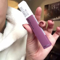 Maybelline SuperStay Matte Ink™ Liquid Lipstick uploaded by Mina S.