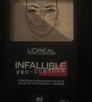 L'Oréal Paris Pro Contour Palette uploaded by Mari C.