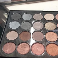 BH Cosmetics Essential Eyes 28 Color Eye Shadow Palette uploaded by Andrea B.
