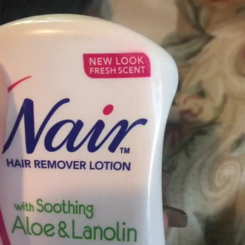 Video of Nair Lotion uploaded by lidia a.