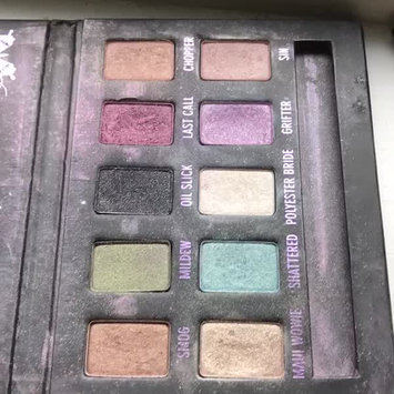 Video of Urban Decay Shadow Box Ammo uploaded by Sandra D.
