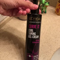 L'Oréal Paris Advanced Hairstyle Curve It Curl Taming Cream uploaded by Stephanie E.