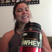 Optimum Nutrition Gold Standard Natural 100% Whey Protein uploaded by Cassandra o.