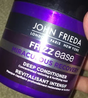 John Frieda® Frizz Ease Miraculous Recovery Deep Conditioner uploaded by Kemsy P.