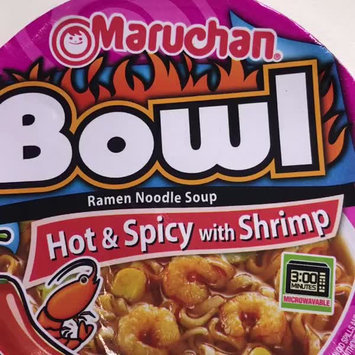 Video of Maruchan Noodle Bowl Shrimp uploaded by Anh a.