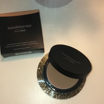Video of bareMinerals barePRO® Performance Wear Pressed Powder Foundation uploaded by MiMi&LOVE Ⓜ.