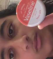 Vaseline® Lip Therapy® Original Tin uploaded by Niyati 💗.