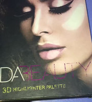 Huda Beauty 3D Highlighter Palette uploaded by Zain M.