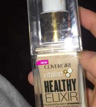 Video of COVERGIRL Healthy Elixir Liquid Foundation uploaded by Miah⚡️طفل ص.