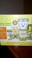 Baby Bullet by Magic Bullet Complete Baby Food Prep System uploaded by Jennifer L.