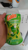 Gain® Fireworks™ Original In-Wash Scent Booster 6.4 oz. Plastic Bottle uploaded by Rachael E.