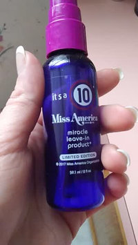 Video of It's a 10 Miracle Leave In Conditioner uploaded by Rachael E.