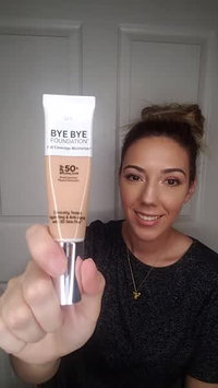 Video of IT Cosmetics® Bye Bye Foundation Full Coverage Moisturizer™ with SPF 50+ uploaded by Theresa M.
