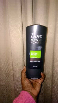 Video of Dove Men+Care Extra Fresh Body And Face Wash uploaded by Darlisha S.
