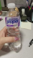 Propel Zero Lemon Zero Calorie Nutrient Enhanced Water Beverage - 6 CT uploaded by Kimberly G.